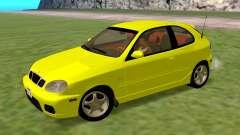 Daewoo Lanos Sport 2001 г. США