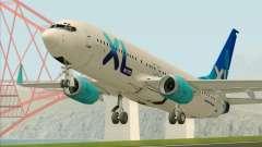 Boeing 737-800 XL Airways