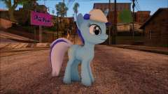 Colgate from My Little Pony для GTA San Andreas