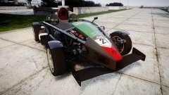 Ariel Atom V8 2010 [RIV] v1.1 Truran Air для GTA 4