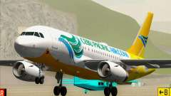 Airbus A319-100 Cebu Pacific Air