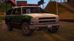Tierra Robada Armed Forces Border Patrol для GTA San Andreas