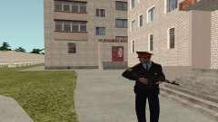 Старшина милиции для GTA San Andreas