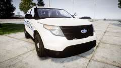 Ford Explorer 2013 [ELS] Liberty County Sheriff