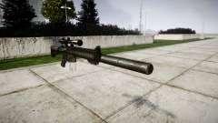 Американская снайперская винтовка SR-25