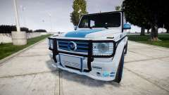 Mercedes-Benz G55 AMG Grand Edition Hamann для GTA 4