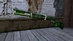 Chromegun v2 Военная раскраска