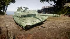 Leopard 2A7 GR Green