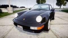 Porsche 911 (964) Coupe Razval для GTA 4