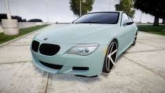 BMW M6 Vossen VVS CV3