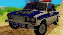 ВАЗ-2106 Полиция