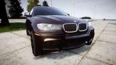 BMW X6M rims2 для GTA 4