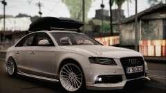 Audi S4 седан для GTA San Andreas