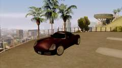 Stinger купе для GTA San Andreas