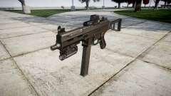 Немецкий пистолет-пулемёт HK UMP 45 target