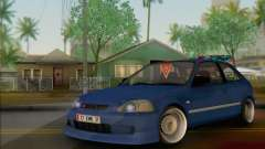 Honda Civic V Type EMR Edition для GTA San Andreas