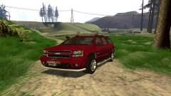 Chevrolet Tahoe Final для GTA San Andreas