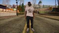 GTA 5 Online Skin 7 для GTA San Andreas