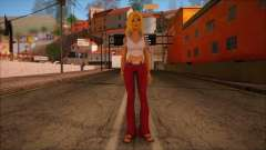 Sunny Skin для GTA San Andreas
