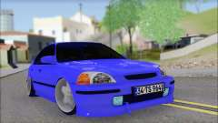 Honda Civic 34 TS 9640 INDIGO