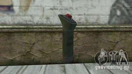 Новый Детонатор (Sniper Воин-Призрак) для GTA San Andreas