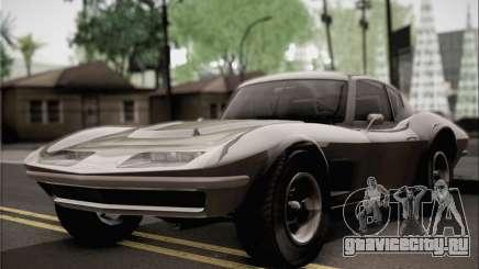 Invetero Coquette Classic v1.1 для GTA San Andreas