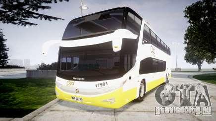 Marcopolo G7 OAD Reizen для GTA 4