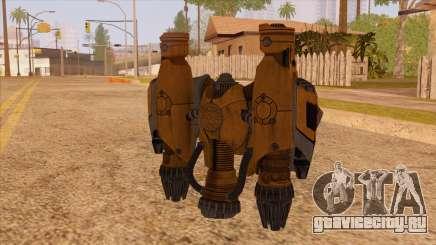 New Jetpack v1 для GTA San Andreas