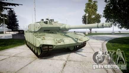 Leopard 2A7 DE Green для GTA 4