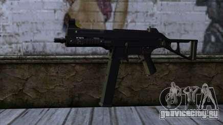 UMP45 v2 для GTA San Andreas