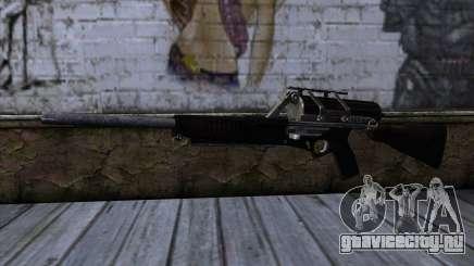 Calico M951S from Warface v2 для GTA San Andreas