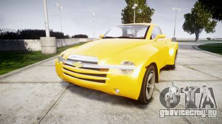 Chevrolet SSR для GTA 4
