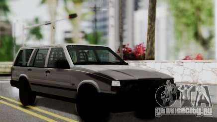 Volvo 940 для GTA San Andreas
