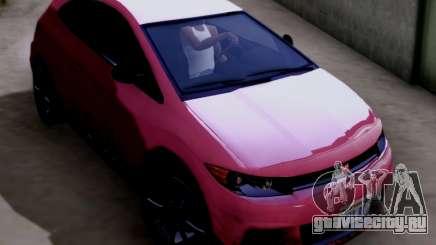 GTA 5 Blista для GTA San Andreas