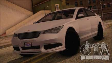 GTA 5 Ubermacht Sport для GTA San Andreas
