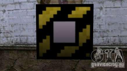 Блок (Minecraft) v4 для GTA San Andreas