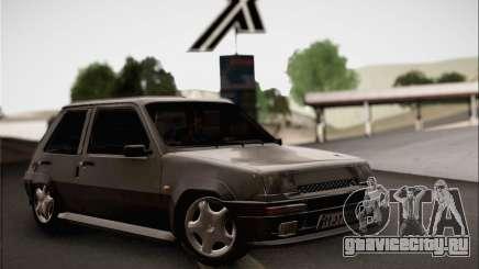Renault 5 для GTA San Andreas