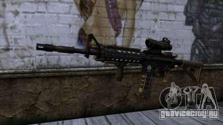 AR15 bushmaster для GTA San Andreas