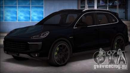 Porsche Cayenne Hybrid 2015 для GTA San Andreas
