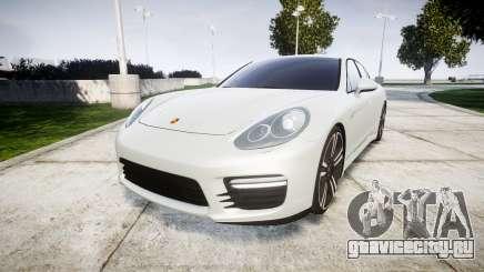 Porsche Panamera GTS 2014 для GTA 4