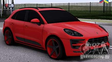 Porsche Macan Vossen для GTA San Andreas