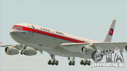Airbus A340-300 Air Koryo для GTA San Andreas