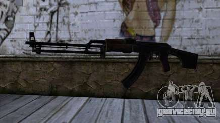 AK47 from State of Decay для GTA San Andreas