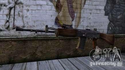 IOFB INSAS from Sniper Ghost Warrior 2 для GTA San Andreas