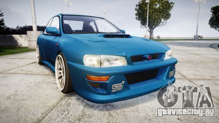 Subaru Impreza 22B Street для GTA 4