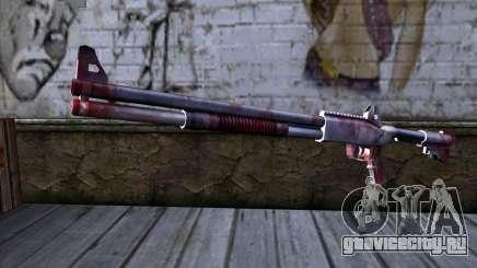 Chromegun Bloody для GTA San Andreas