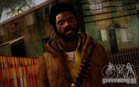 Louis from Left 4 Dead Beta для GTA San Andreas третий скриншот