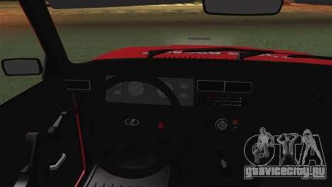 ВАЗ 2107 Авто Школа для GTA San Andreas