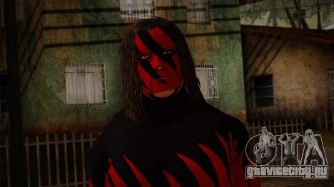 Kane Masked from  Smackdown Vs Raw для GTA San Andreas третий скриншот