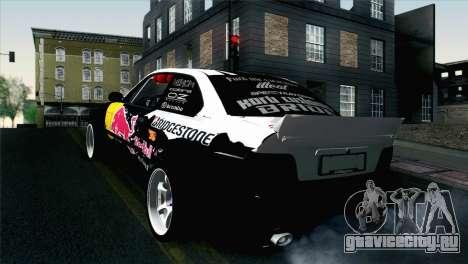 BMW M3 E36 Bridgestone v2 для GTA San Andreas вид слева